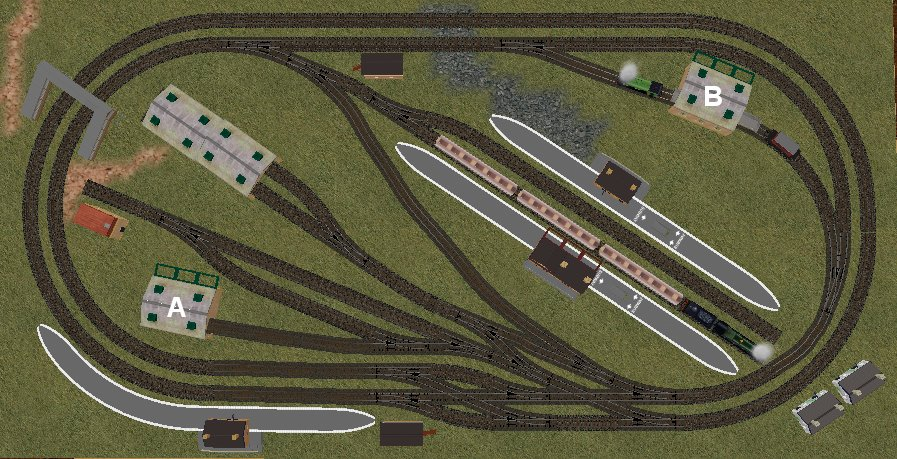 PDF Model train layouts plans oo | diy Rail road
